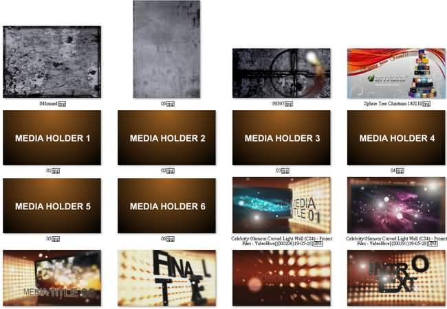 Adobe After effect 模板100套(300-377)(DVD 3片450元) >> XYZ